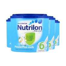 荷兰Nutrilon牛栏奶粉6段(3岁以上)400g(保税仓发货)(4件装)