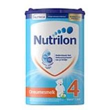 荷兰 Nutrilon牛栏 较大婴儿配方奶粉4段易乐罐 一岁以上 800g(保税仓发货)(6件装)