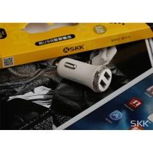 SK 手机 配件 SKK车载充电器充 C06
