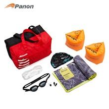 攀能(panon)户外游泳套装  海边度假游泳装备