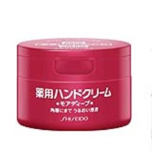 日本資生堂紅罐尿素護手霜100g(保稅倉發貨)