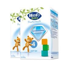 荷兰原装  美素Hero Baby  婴儿配方奶粉 4段 700g(保税仓发货)(2件装)