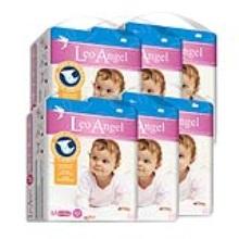 LEO ANGEL(狮子座天使)婴儿纸尿裤M62*6包