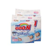 日本GOO.N大王(初生)纸尿裤90片(保税仓发货)(2件装)