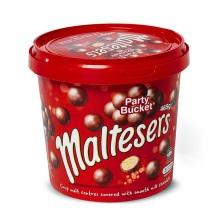 澳洲进口Maltesers麦提莎麦丽素夹心巧克力桶装零食465g(保税仓发货)(2件起购)