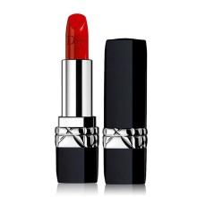 法国Dior迪奥烈艳蓝金口红唇膏 正红色#999 3.5g(保税仓发货)