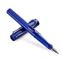 德国LAMY Safari 凌美狩猎系列钢笔 蓝色(保税仓发货)