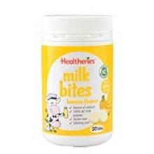 新西兰Healtheries贺寿利 香蕉味奶片 50片/瓶 190g