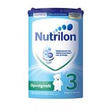 荷蘭 Nutrilon牛欄 較大嬰兒配方奶粉3段易樂罐 10-12月齡 800g(保稅倉發貨)(2件裝)