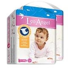 LEO ANGEL(狮子座天使)婴儿纸尿裤L54*2包
