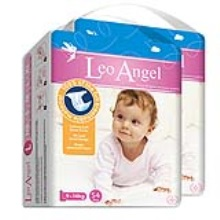 LEO ANGEL(狮子座天使)婴儿纸尿裤L54*2包3.19—3.25活动期间赠送迪卡龙双肩包