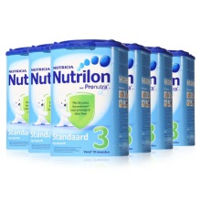 荷蘭Nutrilon牛欄 奶粉 3段(10-12個月寶寶)800g(6件裝)(保稅倉發貨)