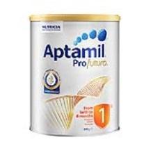 Aptamil 澳洲愛他美白金嬰兒奶粉 1段 900g 6起購(保稅倉發貨)