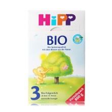 德国Hipp Bio喜宝有机奶粉3段(10-12个月宝宝)800g(保税仓发货)(2 件起购)