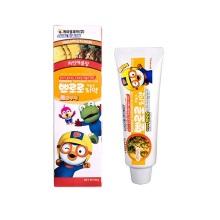 韩国Pororo宝露露小企鹅菠萝味儿童牙膏 90g【2件起发】(保税仓发货)