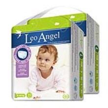 LEO ANGEL(狮子座天使)婴儿拉拉裤学步裤 L30 (男女通用)*2包5.1-5.31活动期间,买8包送1包,以此类推;买8包以下送2片试用装/包