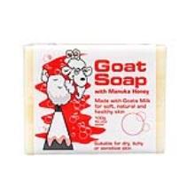 澳大利亚Goat Soap纯手工山羊奶皂100g 蜂蜜味(保税仓发货)3块起购