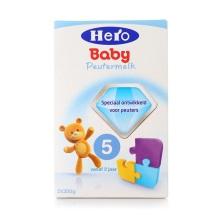 荷兰Hero Baby美素奶粉5段(2周岁以上宝宝)700g(保税仓发货)(2件起购)(2 件起购)