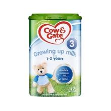 英國 牛欄 Cow&Gate 3段 800g(4件裝)(保稅倉發貨)