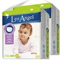 LEO ANGEL(狮子座天使)婴儿拉拉裤学步裤 XXL26 (男女通用)*2包3.19—3.25活动期间赠送迪卡龙双肩包
