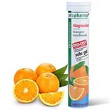 德国altapharma  泡腾片 香橙味20片(保税仓发货)(2 件起购)