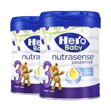 荷兰Hero Baby美素白金版奶粉3段 700g【2罐起发】(保税仓发货)