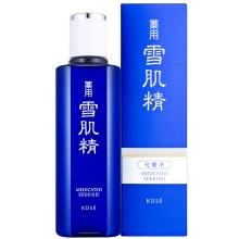 日本Kose/雪肌精化妆水180ml清润型 收敛爽肤水雪水补水保湿