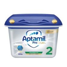 德国Aptamil爱他美白金版2段婴幼儿奶粉 800g(保税仓发货)(2件起购)