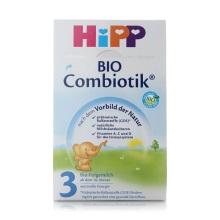 德国Hipp BIO喜宝益生菌奶粉3段(10-12个月宝宝)600g(保税仓发货)(2 件起购)