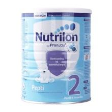荷兰Nutrilon牛栏Pepti奶粉2段(6个月以上) 800g【2件起发】(保税仓发货)