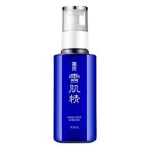 日本Kose/雪肌精乳液130ml清潤型 經典美白淡斑補水保濕提亮膚色