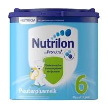 荷兰Nutrilon牛栏奶粉6段(3岁以上)400g【2罐起发】(保税仓发货)