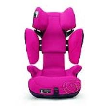 德国CONCORD康科德变形金刚X-BAG儿童安全座椅 3-12岁 玫瑰粉(保税仓发货)