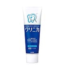 日本Lion狮王 CLINICA立式洁净牙膏 清新薄荷 130g   (2件起购)