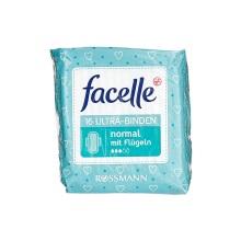德国facelle菲丝乐日用卫生巾23cm16片(2件起购)