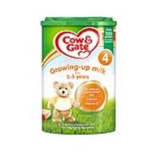 英國 牛欄/Cow&Gate 4段配方嬰幼兒奶粉易樂罐 2-3歲 800g(保稅倉發貨)(2件裝)
