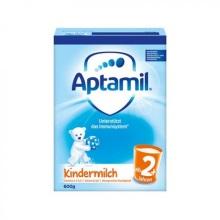 德國 愛他美Aptamil 2+ 600g(4件裝)(保稅倉發貨)