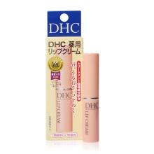 日本DHC 保湿滋润无色橄榄润唇膏1.5g润唇膏保湿滋润(保税仓发货)