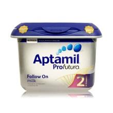 英国爱他美Aptamil白金版婴幼儿奶粉2段800g(保税仓发货)(2 件起购)