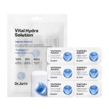 護膚乳 韓國Dr.Jart+蒂佳婷小藍丸活力水潤膠囊安瓶 2ml*6粒(保稅倉發貨)