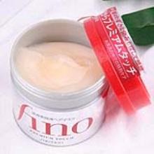 日本Shiseido资生堂Fino有效渗透护发膜230g(保税仓发货)