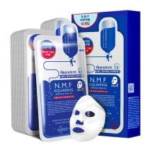 韩国Mediheal/美迪惠尔 NMF MASK水库针剂面膜10pcs 原装进口(保税仓发货)