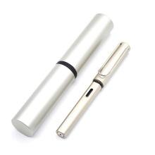德国LAMY凌美Lx系列墨水笔/钢笔 F尖 星海银 铝制外壳(保税仓发货)