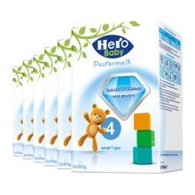 荷兰原装  美素Hero Baby  婴儿配方奶粉 4段 700g(保税仓发货)(6件装)
