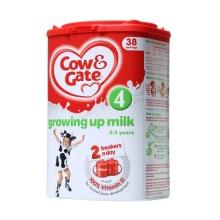 英国Cow&Gate牛栏 婴儿奶粉 4段(2-3周岁宝宝)800g(保税仓发货)(2 件起购)