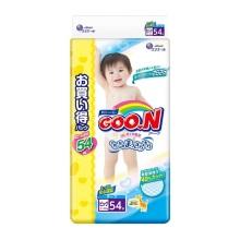 日本大王GOO.N纸尿裤 XL54(保税仓发货)(3件起购)