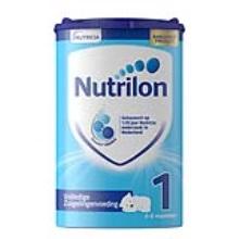 荷蘭 Nutrilon牛欄 嬰幼兒配方奶粉1段易樂罐 0-6月齡 800g(保稅倉發貨)(6件裝)