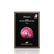 JMsolution蜗牛提亮肤色面膜10片/盒(保税仓发货)