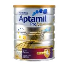 新西兰Aptamil白金版婴幼儿配方奶粉 4段(2岁以上)900g(保税仓发货)