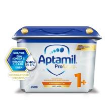 德國 Aptamil愛他美 白金版幼兒配方奶粉1+段 800g(新包裝)(保稅倉發貨)(2件裝)